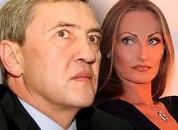Леонид Черновецкий с Еленой Савчук
