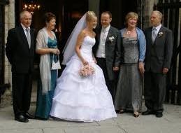 Поздравления со свадьбой от родителей в прозе