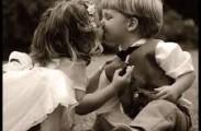 Свадьба трехлетней девочки и пятилетнего мальчика