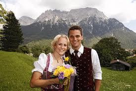 германия свадьба традиции