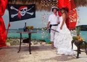 пиратская свадьба