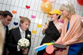 сказочный выкуп невесты