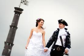 свадьба пираты