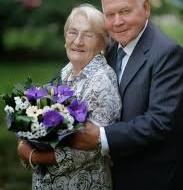 железная свадьба - 65 лет