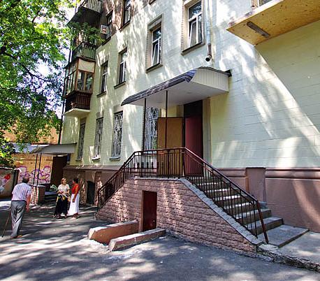 киев голосееевский загс фасад