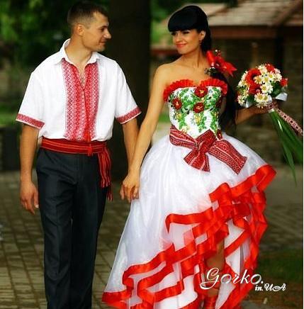 мое свадебное платье 2