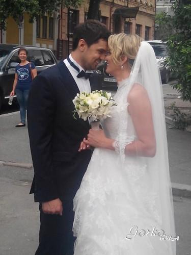 свадьба евтушенко холостяк