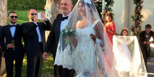свадьба оболонцевой тит